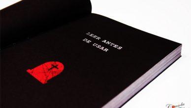 Terror Book Lunwerg