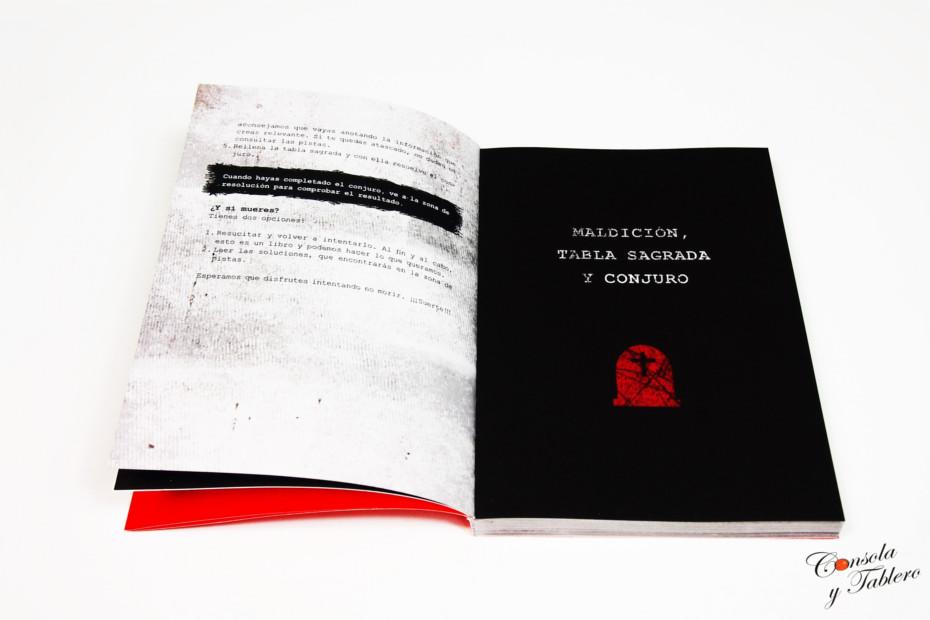 Terror Book maldicion
