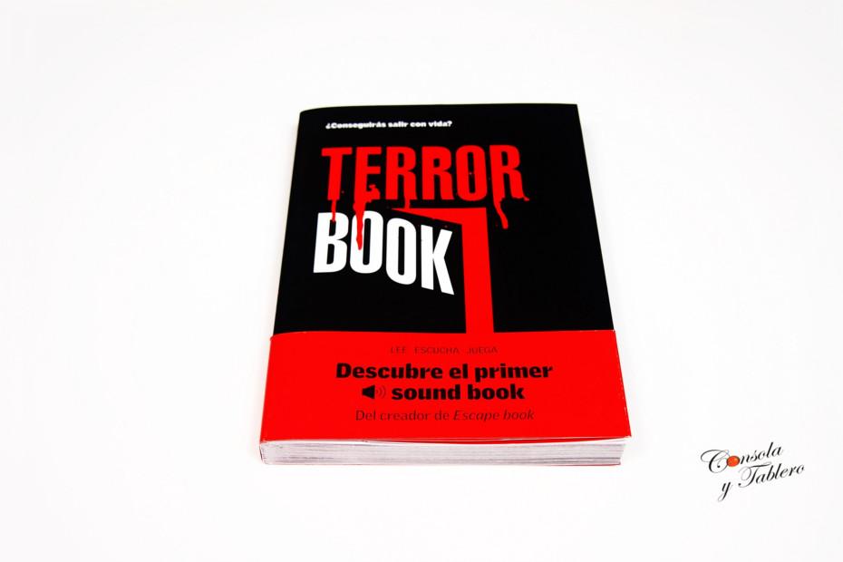 Terror Book opiniones