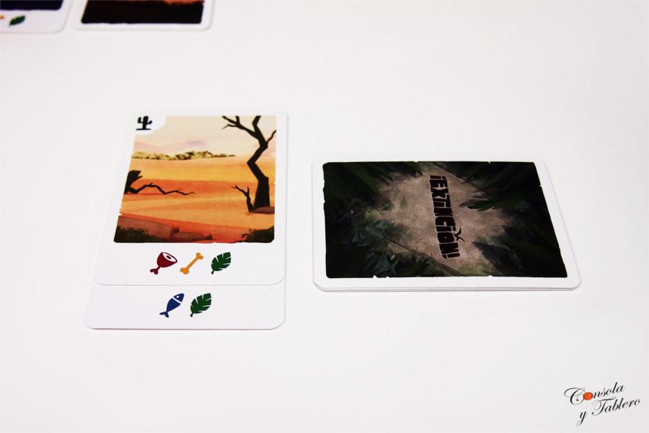 juegos de mesa dinos