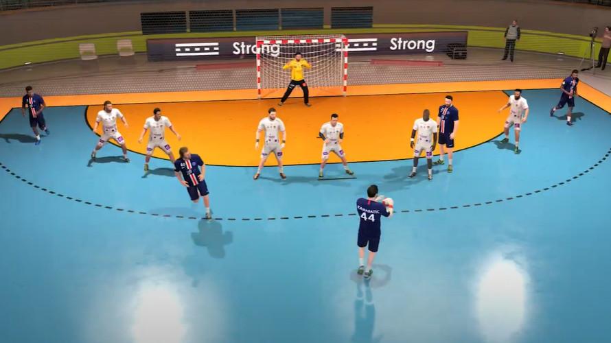 gran cantidad de licencias al jugar Handball 21 jugar