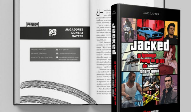 Jacked La historia fuera de la ley de Grand Theft Auto