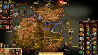 Juego de Tronos El juego de tablero Steam