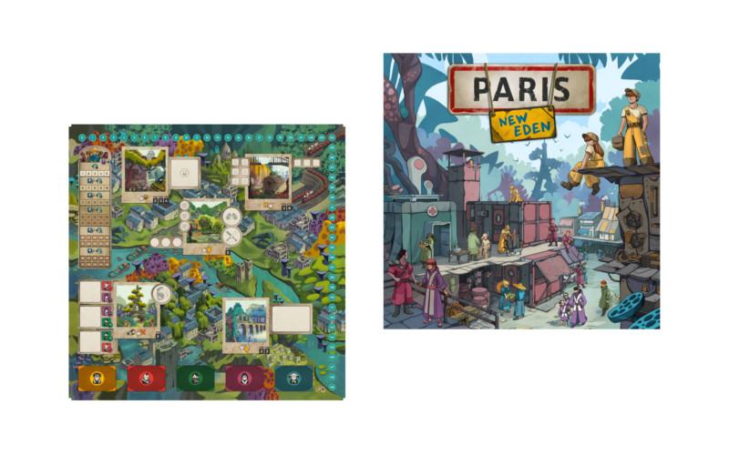 Paris Nuevo Edén