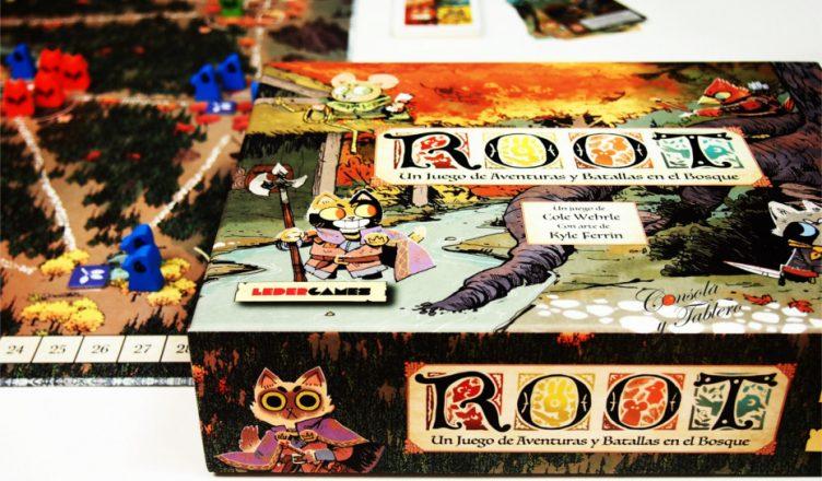 Root reseña