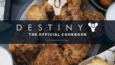 Destiny libro de cocina