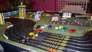 Slot y Scalextric