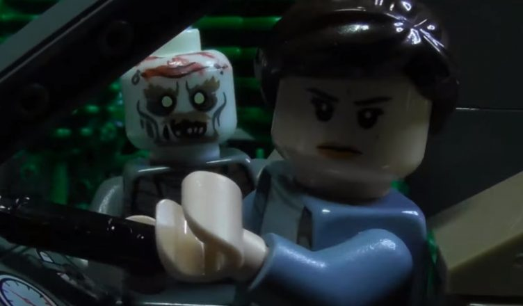 The Last of Us Part II LEGO
