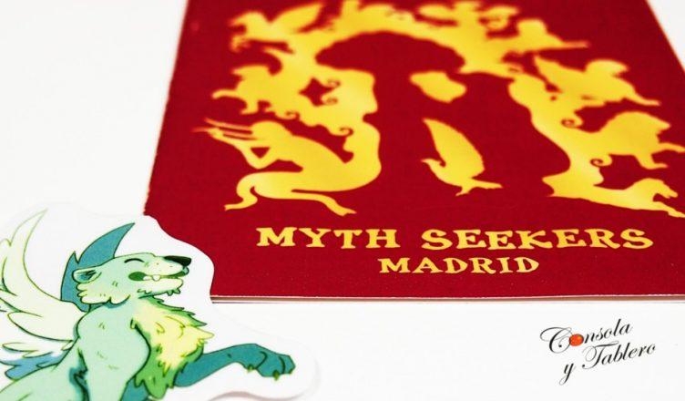El Pasaporte de la Ruta de los Dragones de Madrid