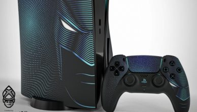 PlayStation 5 Batman