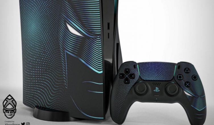 PlayStation 5 Batman