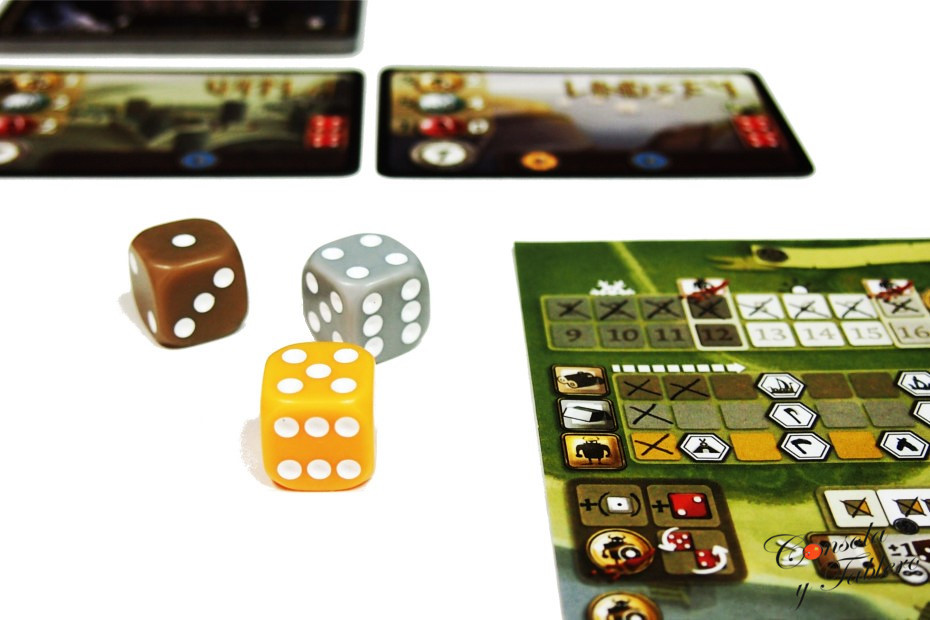 vikingos juegos de mesa