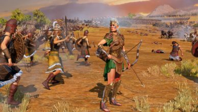 A Total War Saga Troy Amazons