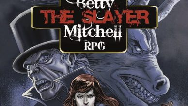 "Betty ""the Slayer"" Mitchell JdR"