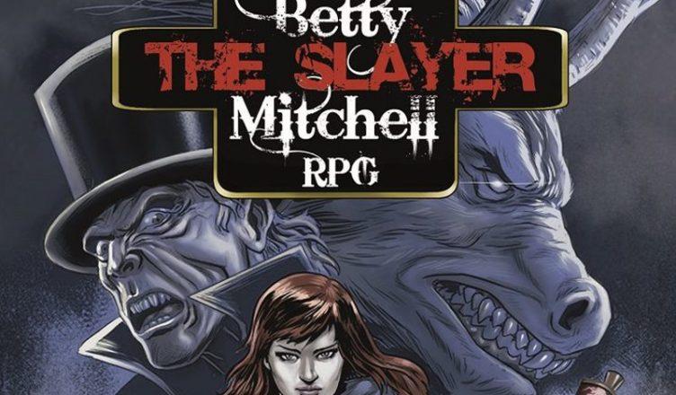 "Betty ""the Slayer"" Mitchell JdR"
