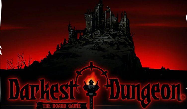 Darkest Dungeon The Board Game