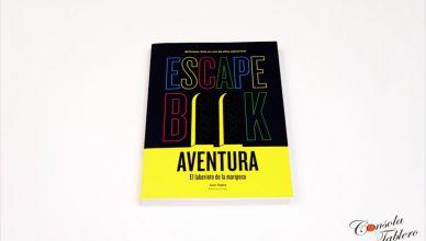Escape Book Aventura El laberinto de la mariposa