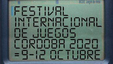 Festival Córdoba 2020 2.0