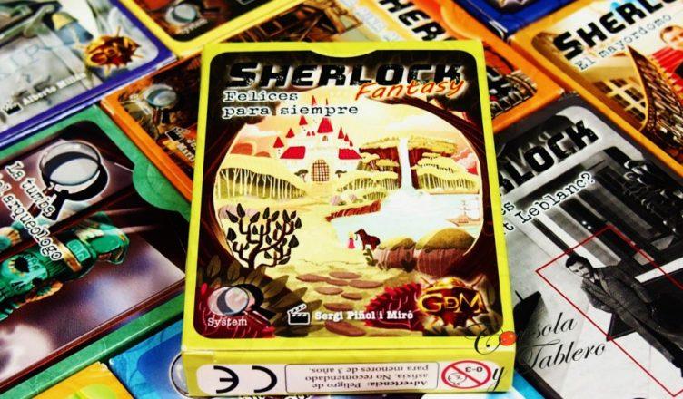 Sherlock Felices para siempre