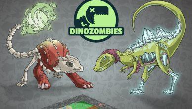 Dinozombies