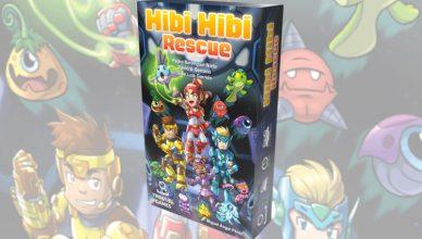 Hibi Hibi Rescue