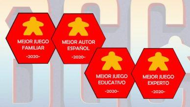 Premios BGC 2020