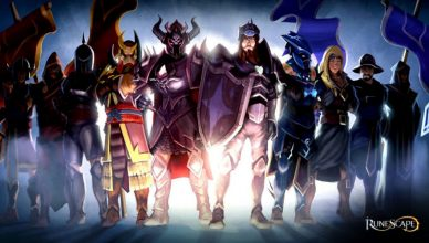 RuneScape MMORPG