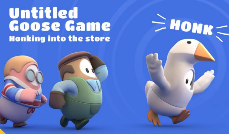Untitled Goose Game Fall Guys