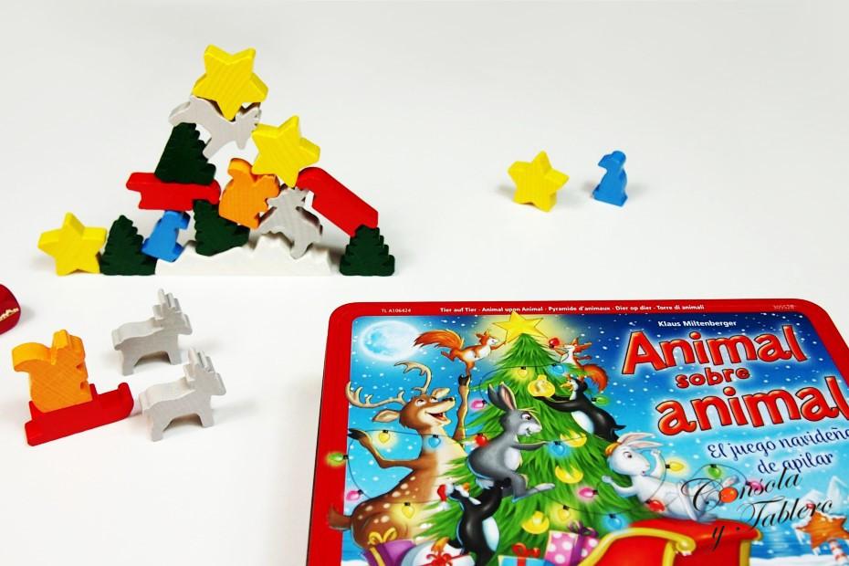juegos de mesa navidad