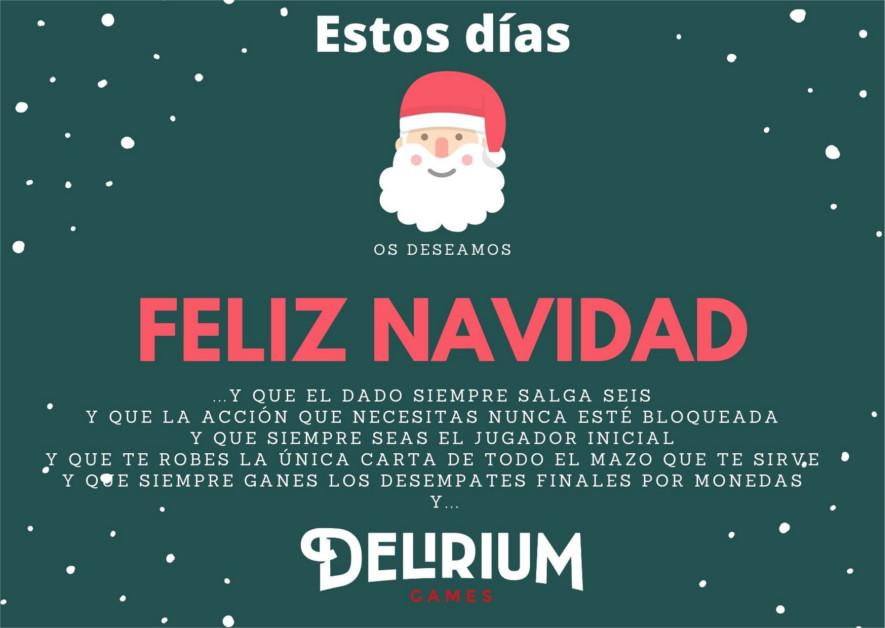 Delirium Navidad
