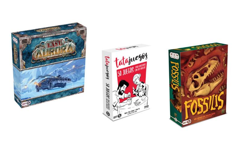 juegos de mesa Navidad 2020