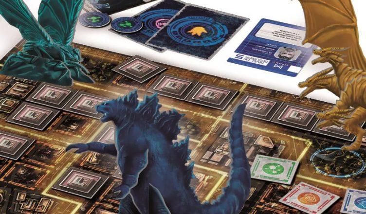 Godzilla juego de mesa
