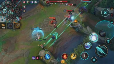 League of Legends Wild Rift