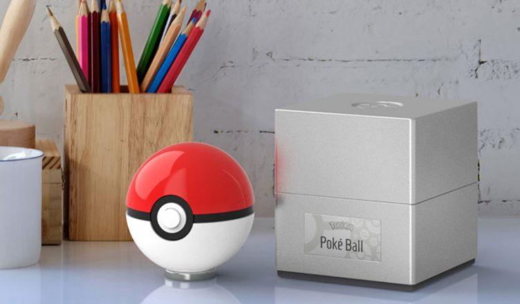 Poké Ball réplica