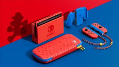 Nintendo Switch nueva edición