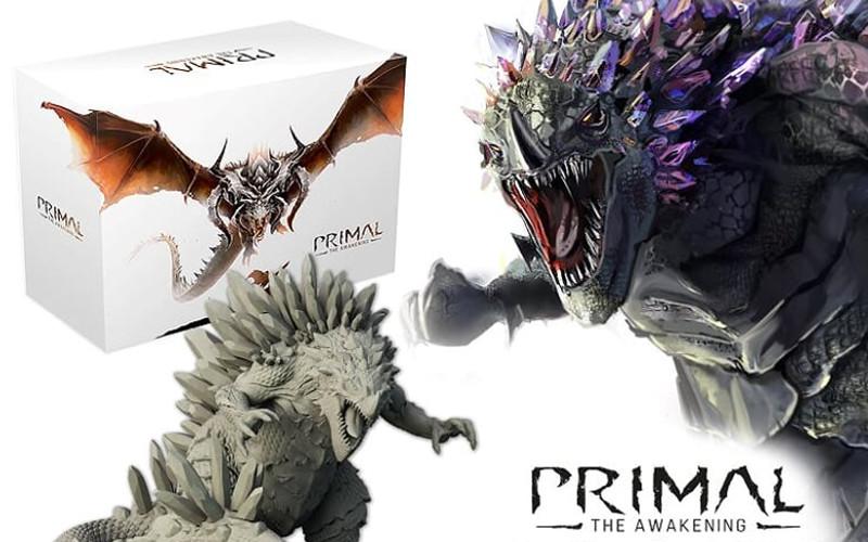 Primal The Awakening Kickstarter