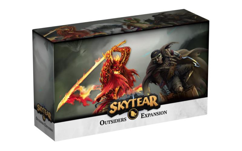 Skytear Outsiders