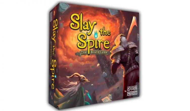 Slay the Spire juego de mesa