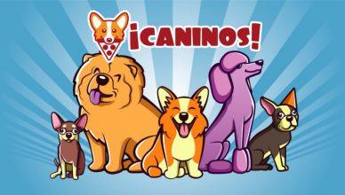 ¡Caninos! prototipo