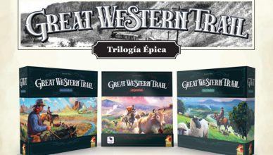 Great Western Trail Trilogía Épica