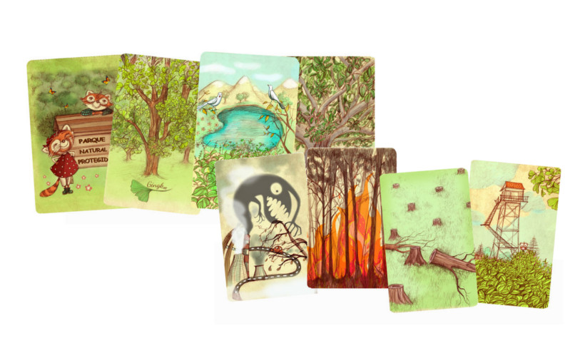 Salvar el bosque