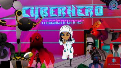 Cyber Hero – Mission Runner
