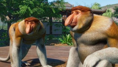 Planet Zoo Southeast Asia Animal Pack