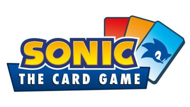 Sonic The Card Game