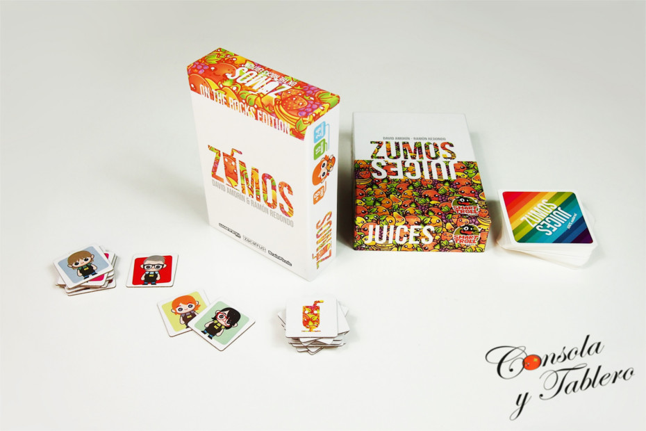 Zumos On the Rocks Edition