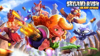Skyland Rush