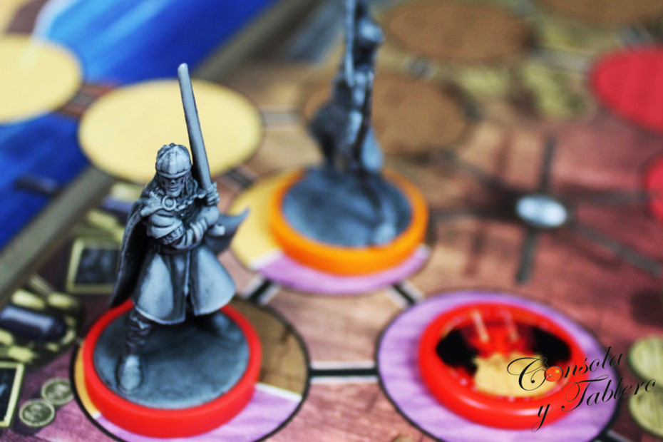 juegos de mesa miniaturas
