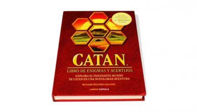 CATAN Libro de Enigmas y Acertijos