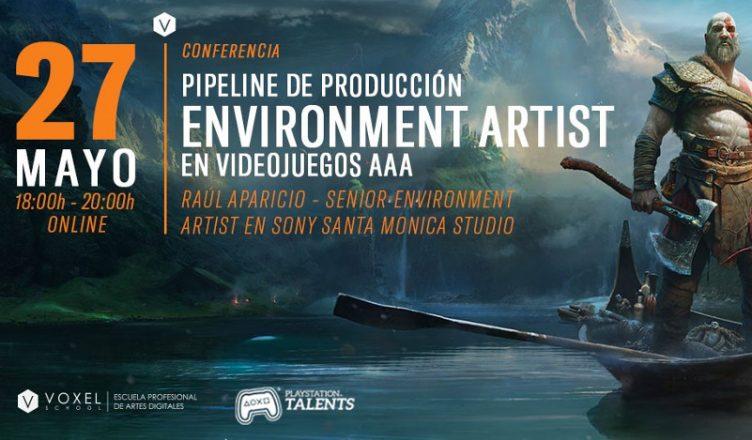 Conferencia Santa Monica Studio