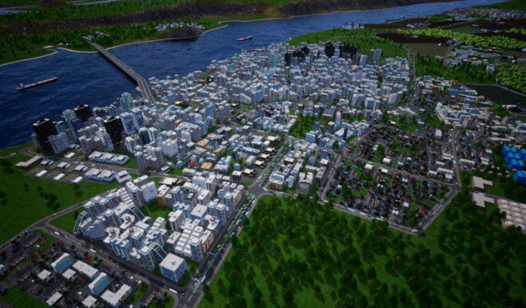 Highrise City